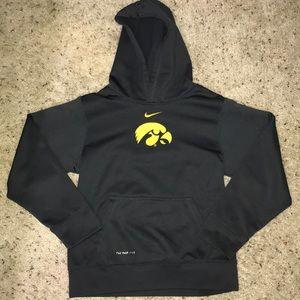Nike Iowa Hawkeye hoodie